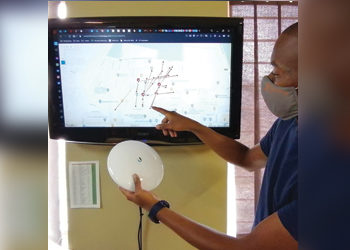 Low Cost Internet Pilot Project In Soweto South Africa Empowers Young People