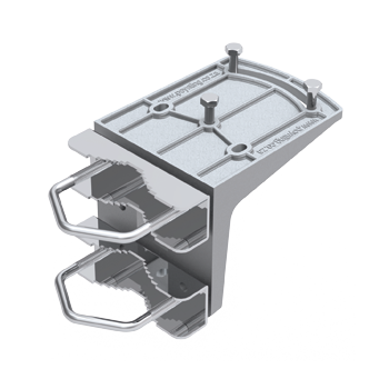 A-BRKT-030 Die-Cast bracket for the LPDA-92 (horizontal and vertical mount) LTE