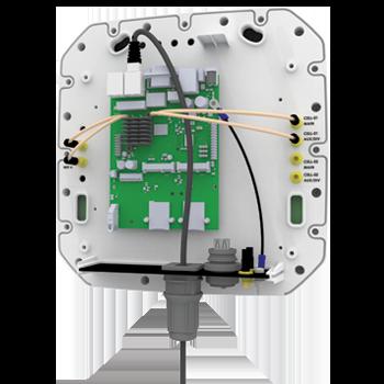 A-EPNT-0002-V1-01 698 - 960 MHz & 1710 - 3800 MHz, 11dBi Directional CPE