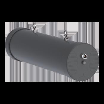 A-HELI-0004-IS Circular Polarised, Directional Mine/Tunnel Antenna;Wi-Fi; 2400 - 2500 MHz, 15.5 dBi (Intrinsically Safe) Directional Mine Tunnel