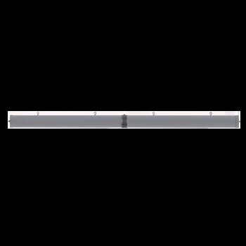 A-HELI-0008 Circular Polarised, Bi-Directional Mine/Tunnel Antenna; Wi-Fi; 2400 - 2500 MHz, 14dBi Bi-Directional Mine Tunnel