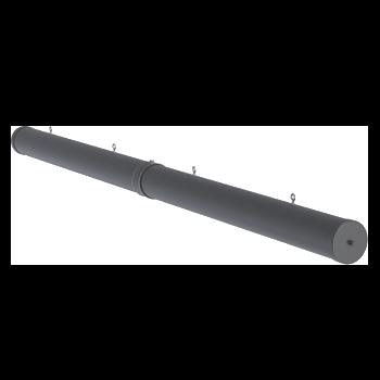 A-HELI-0008-IS Circular Polarised, Bi-Directional Mine/Tunnel Antenna; Wi-Fi; 2400 - 2500 MHz, 14dBi (Intrinsically Safe) Bi-Directional Mine Tunnel