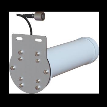 A-HELI-0011-V2-01-L Circular Polarised, Uni-Directional Mine/Tunnel Antenna; Wi-Fi; 2400 - 2500 MHz, 12 dBi Uni-Directional Mine Tunnel