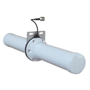 A-HELI-0018-V2-01-L Circular Polarised, Bi-Directional Mine/Tunnel Antenna; Wi-Fi; 5000 - 6000 MHz, 11 dBi Wi-Fi Mine Tunnel