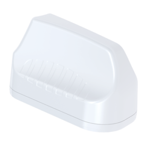 A-MIMO-0003-V2-15 5-in-1 Transportation & Automotive Antenna; 410 - 3800 MHz; 2X2 LTE (MIMO), 5.8 dBi; 2X2 Wi-Fi (MIMO), 7 dBi; GPS/GLONASS, 21 dBi LTE MIMO Antenna
