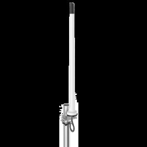 A-OMNI-0121-01-V3 Omni-Directional, Wideband LTE Antenna; 698 - 960 MHz, 1.8 dBi; 1710 - 2700 MHz, 6dBi Wideband LTE