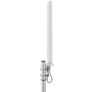 A-OMNI-0292-V2 Omni-Directional, Wideband LTE Antenna; 698 - 960 MHz, 1710 - 2700 MHz, 8 dBi Wideband LTE
