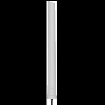 A-OMNI-0600-V1-02 Omni-Directional, 2X2 MIMO LTE Antenna; 410 – 3800 MHz, 6.2 dBi LTE MIMO Antenna