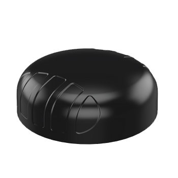 A-PUCK-0004-V1-01 3-in-1 Transportation & IoT/M2M Antenna; 698 - 3800 MHz; 2X2 LTE (MIMO), 6 dBi; GPS/GLONASS, 21 dBi  LTE MIMO Antenna
