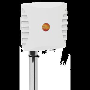 A-WLAN-0060-V1 Uni-Directional, Dual-band Wi-Fi Antenna; 2400 - 2500 MHz, 3300 - 3800 MHz & 5000 - 6000 MHz, 18 dBi Directional Wi-Fi
