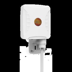 A-XPOL-0001-V2-21 X-Polarised, Omni-Directional, 2X2 LTE MIMO Antenna; 790 - 960 MHz, 1.6 dBi; 1710 - 3800 MHz, 4 dBi Omni-Directional LTE