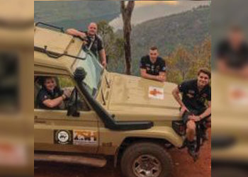 Drive 4 Wildlife stays connected with Slingshot and Poynting