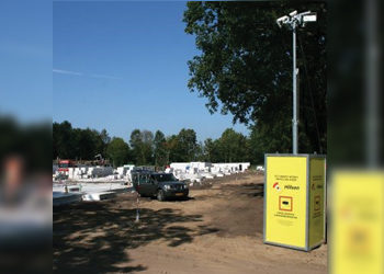 Hillson Secures Construction Sites with Poynting Antennas