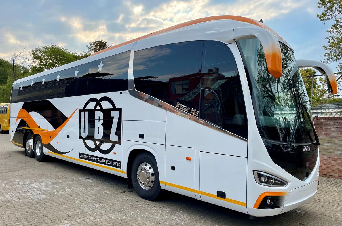 Irizar I6s Bus South Africa thumbnail