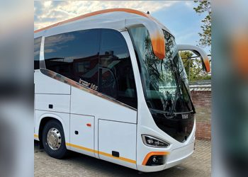 Irizar Luxury Coaches now with Wi-FiontheMove