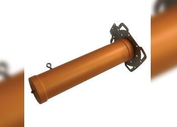 LTE HELI Antenna Customised in Orange