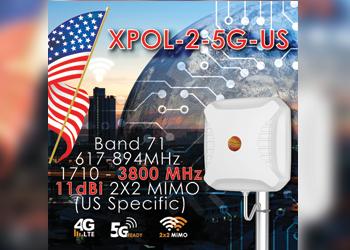 New XPOL-2-5G-US