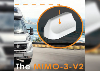 Poynting Expands The Successful MIMO-3 Antenna Series With 4 X 4 LTE/5G Models