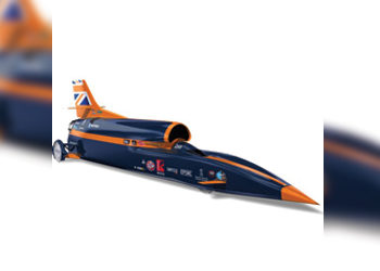 Poynting Chosen To Be Part Of World Land Speed Record Attempt