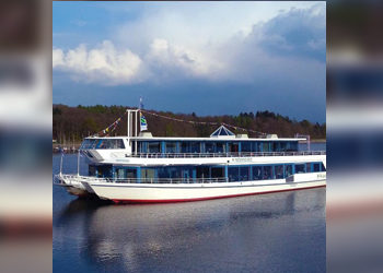 """Poynting provides Wi-Fi to the passengers onboard the MS Möhnesee in the North Rhine """"Westphalian Sea"""" resolves marginal rural telecommunication"""
