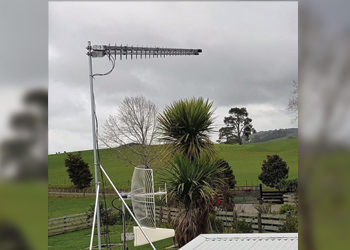 Poynting Provides Higher Internet Speeds And 'Fixed Wireless' Access Reliability In Rural Wainui, Auckland, NZ