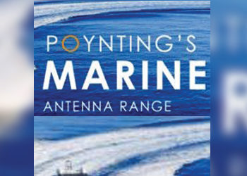 Poynting's Marine Antenna Range
