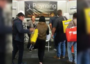 Representing Poynting In South Africa, USA, Europe And Canada.