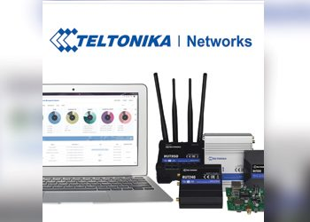 Teltonika's industrial cellular routers now from Inteto Connect