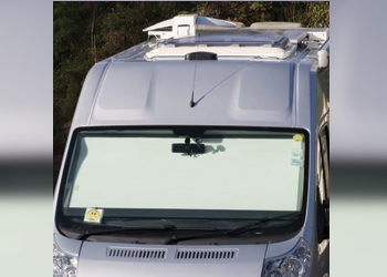 Touring book author relies on his Poynting Antenna to improve marginal reception while on tour in his motorhome