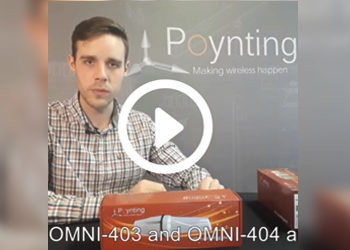 Unboxing of the Smaller Marine Antennas (Omni-403 and Omni-404)